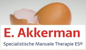 Praktijk voor specialistische Manuele Therapie ES®   Akkerman